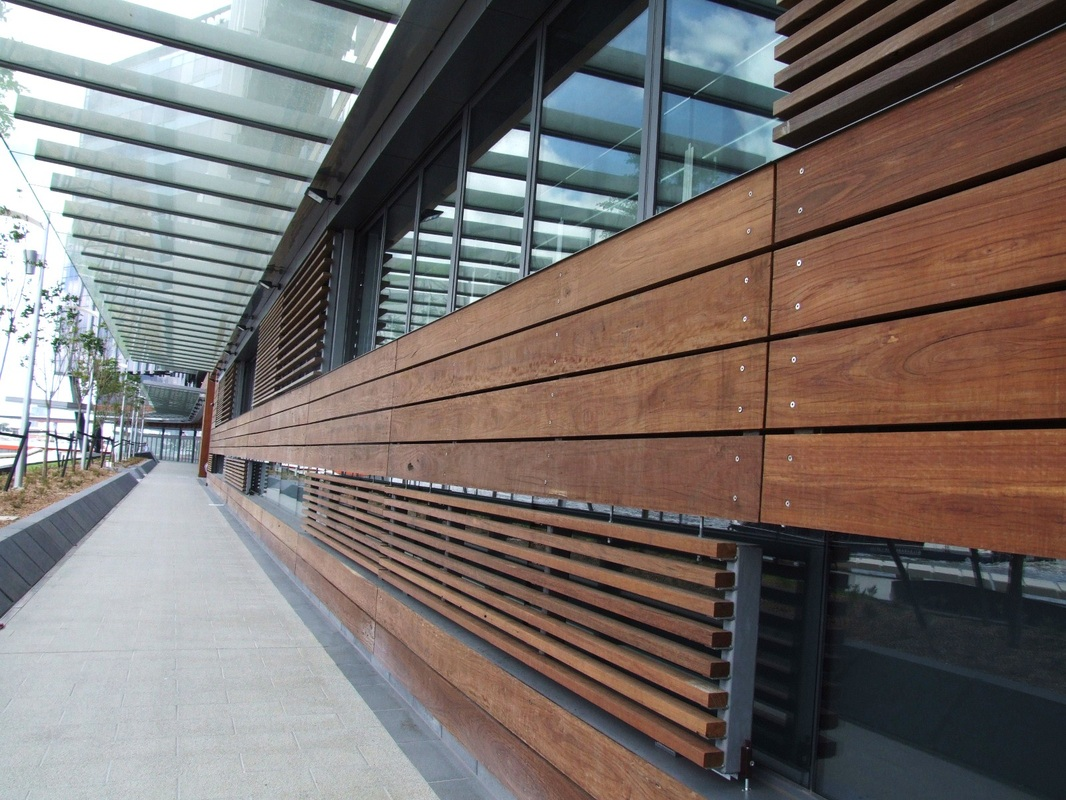 Timber Cladding Recycled Timber Nullarbor Sustainable