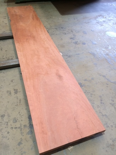 Timber benchtops, Recycled, Laminated timber bench tops